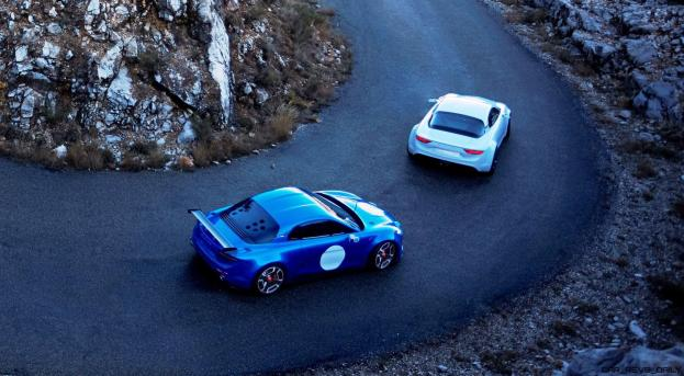 2016 Renault ALPINE Vision Concept 21
