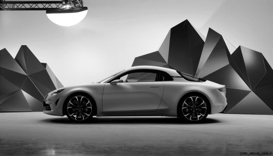 2016 Renault ALPINE Vision Concept 35