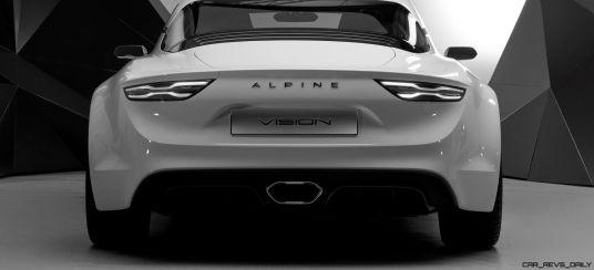 2016 Renault ALPINE Vision Concept 38