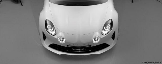2016 Renault ALPINE Vision Concept 40