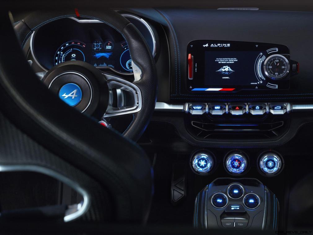 2016 Renault ALPINE Vision Concept 43