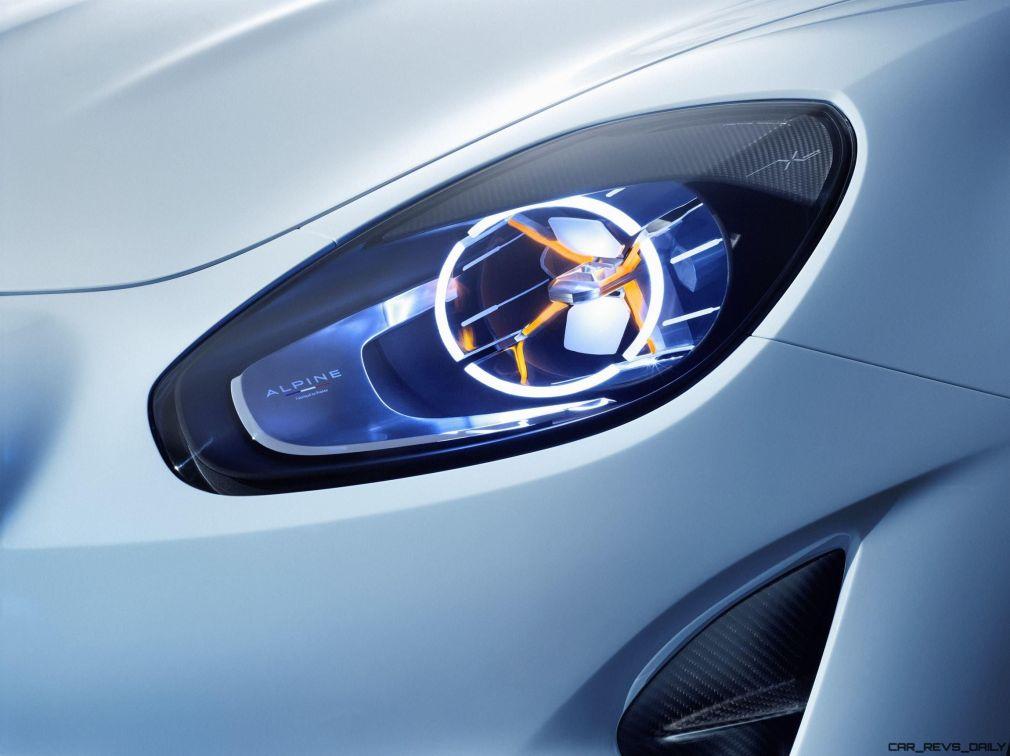 2016 Renault ALPINE Vision Concept 48
