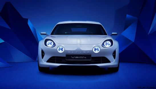 2016 Renault ALPINE Vision Concept 49