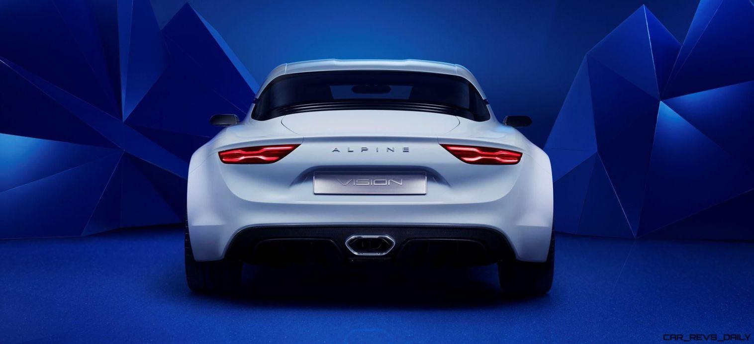 2016 Renault ALPINE Vision Concept 50