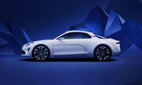 2016 Renault ALPINE Vision Concept 53