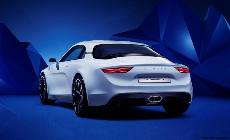 2016 Renault ALPINE Vision Concept 54