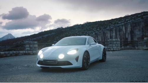 2016 Renault ALPINE Vision Concept - Video Stills 19