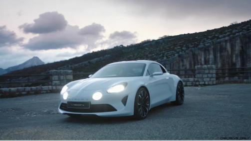 2016 Renault ALPINE Vision Concept - Video Stills 20