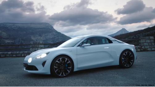 2016 Renault ALPINE Vision Concept - Video Stills 28