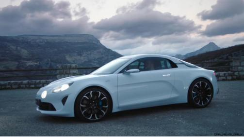 2016 Renault ALPINE Vision Concept - Video Stills 29
