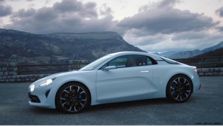 2016 Renault ALPINE Vision Concept - Video Stills 31