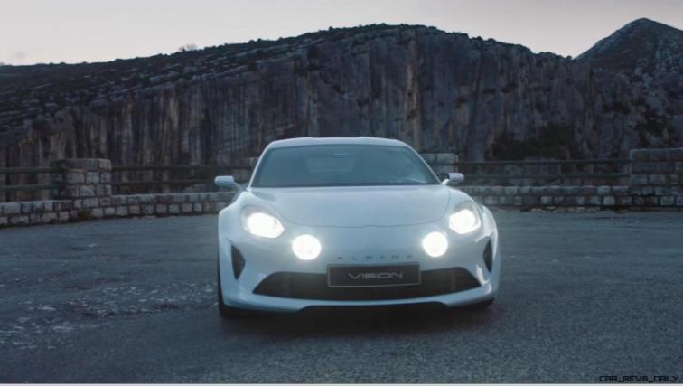 2016 Renault ALPINE Vision Concept - Video Stills 56