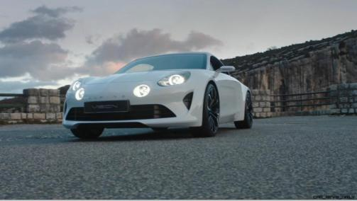 2016 Renault ALPINE Vision Concept - Video Stills 69