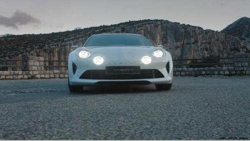2016 Renault ALPINE Vision Concept - Video Stills 77