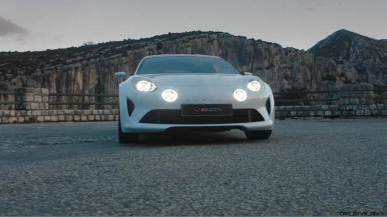 2016 Renault ALPINE Vision Concept - Video Stills 79