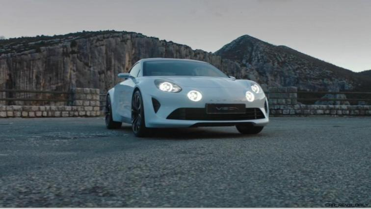 2016 Renault ALPINE Vision Concept - Video Stills 92
