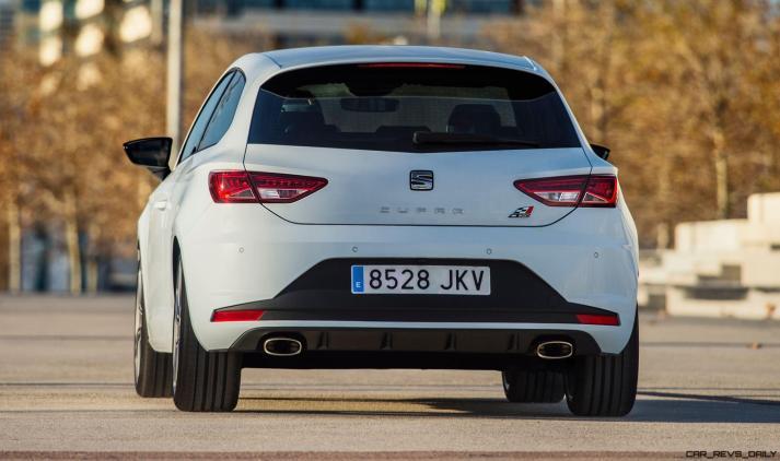 2016 SEAT Leon CUPRA 290 28