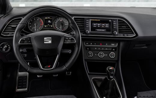 2016 SEAT Leon CUPRA 290 37