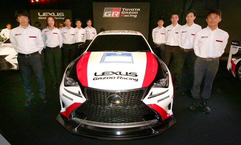 2016 Toyota GAZOO Racecars & Series Preview 11