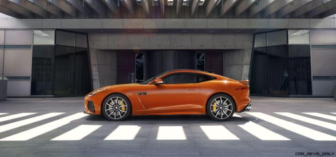 2017 Jaguar F-TYPE SVR 1
