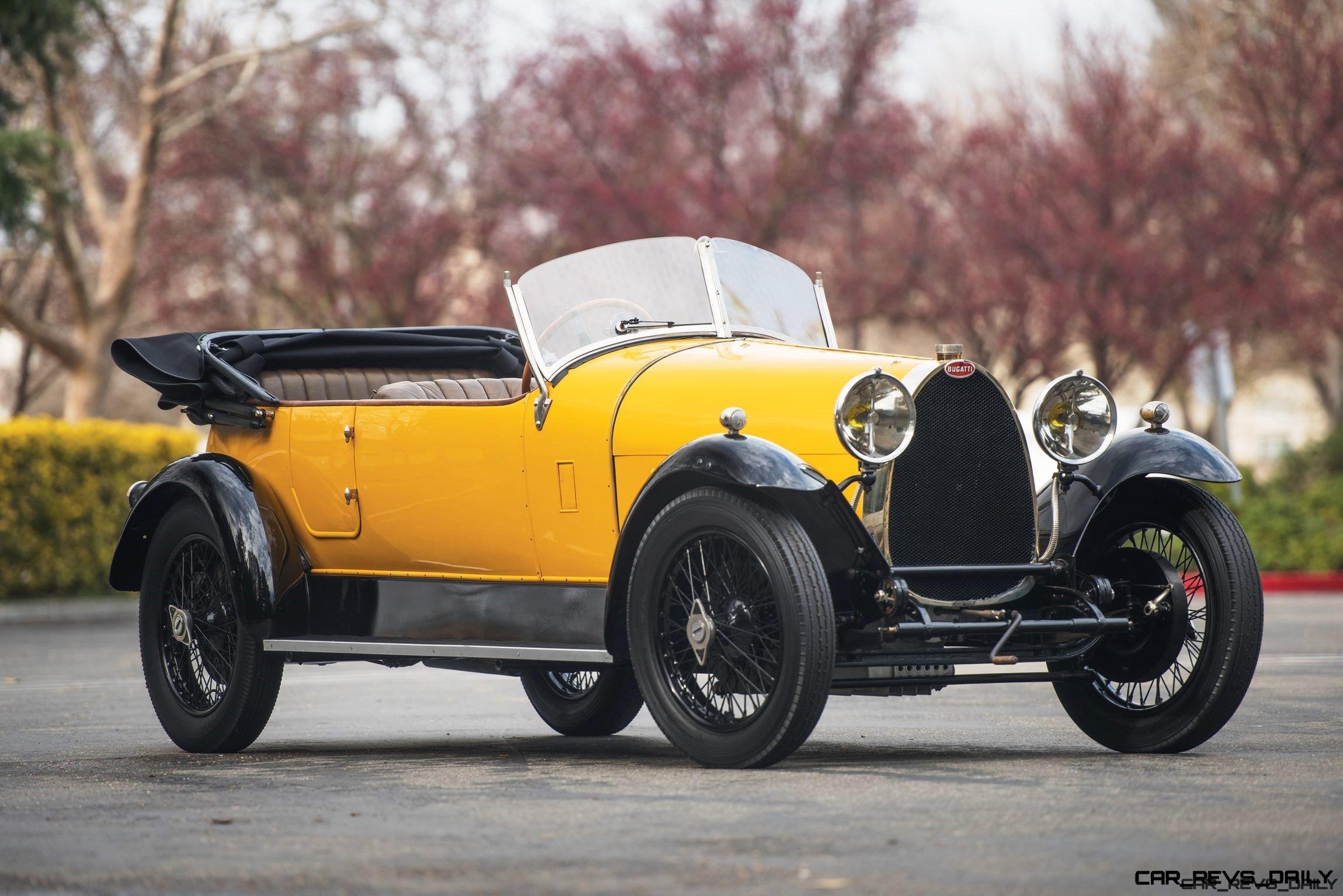 1925 Bugatti Type 30 Tourer  1