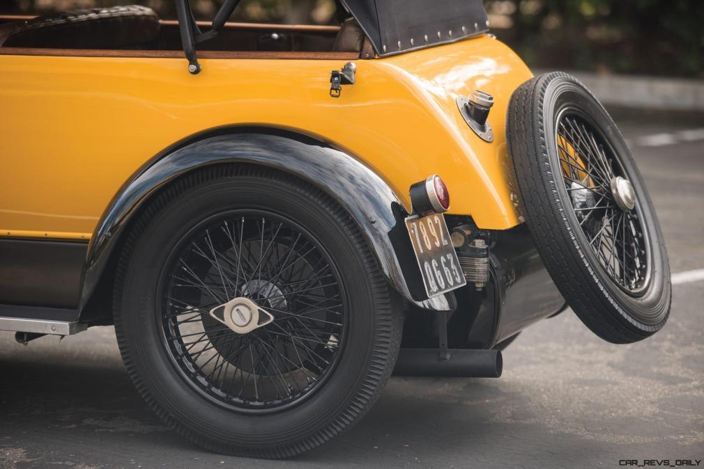 1925 Bugatti Type 30 Tourer 13