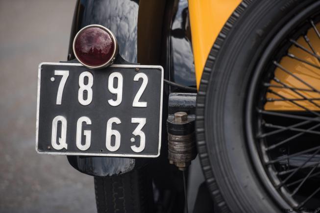 1925 Bugatti Type 30 Tourer 17