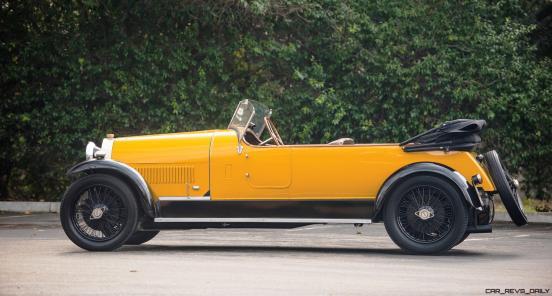 1925 Bugatti Type 30 Tourer 5