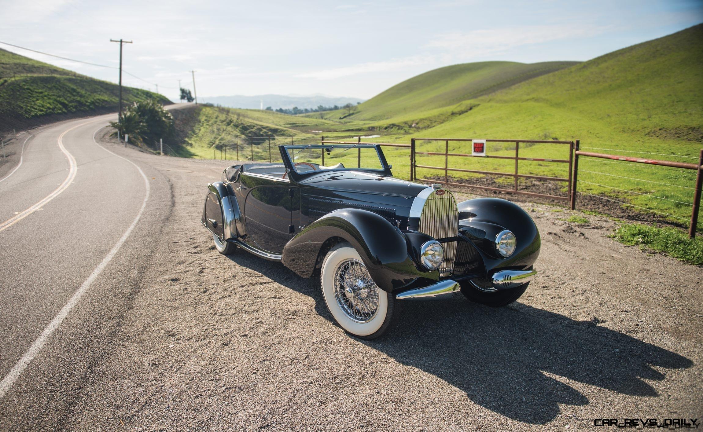 RM Amelia 2016  1936 Bugatti Type 57 Stelvio