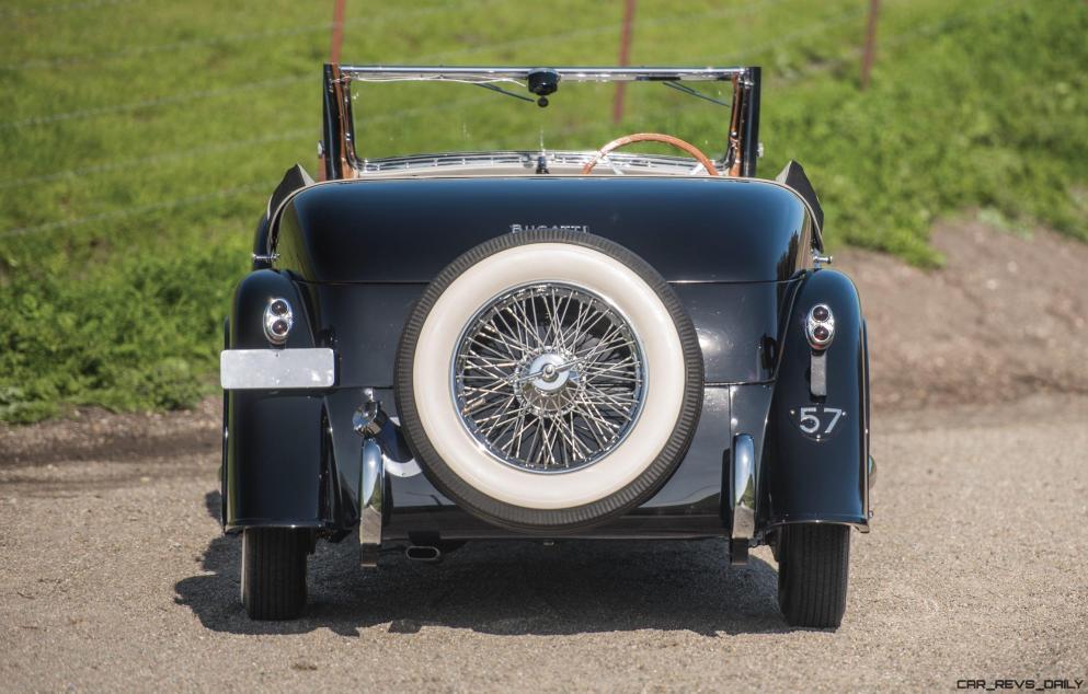 1936 Bugatti Type 57 Stelvio 8