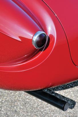 1951 Ferrari 340 America Barchetta by Touring (RHD) 25