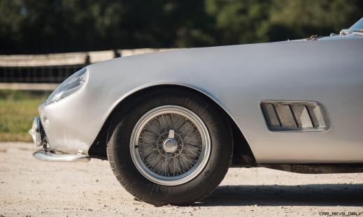 1957 Ferrari 250 GT LWB Berlinetta Tour de France 10