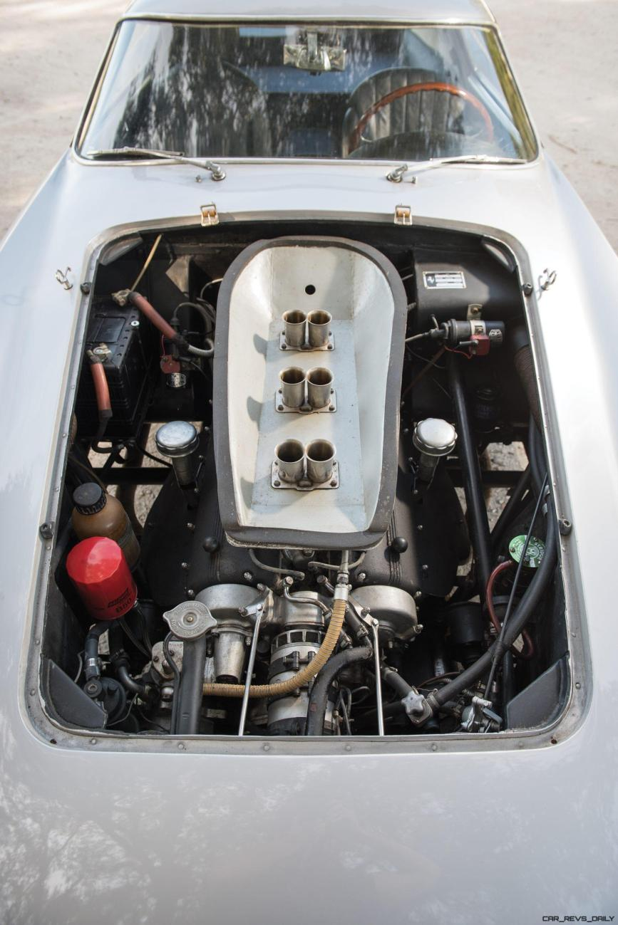 1957 Ferrari 250 GT LWB Berlinetta Tour de France 33