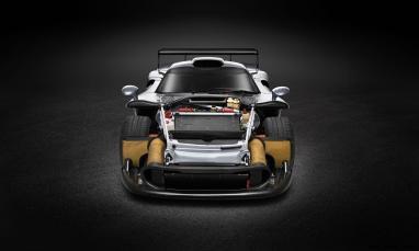 1997 Porsche 911 GT1 Evolution 23