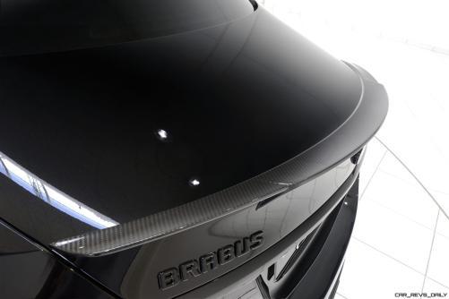 2016 BRABUS 650 C63-S Sedan 7