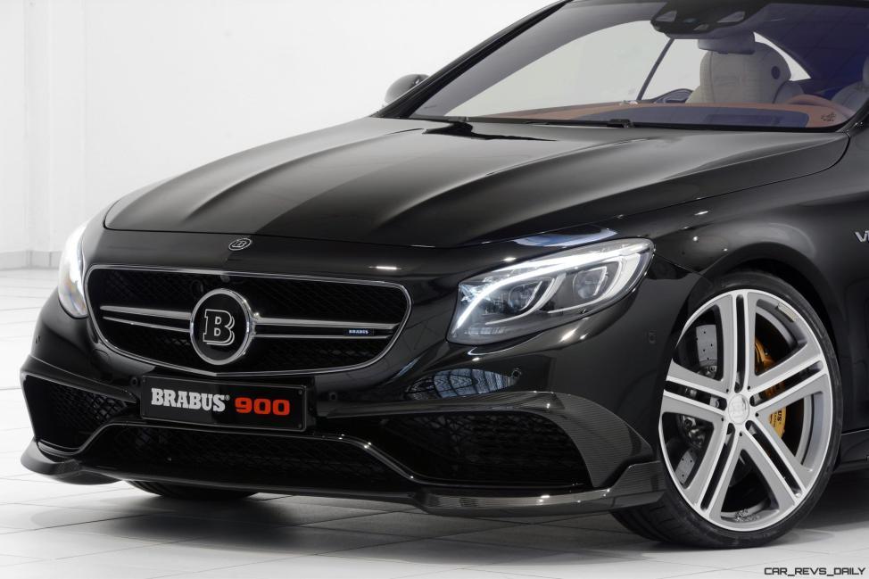 2016 BRABUS ROCKET 900 Coupe 6
