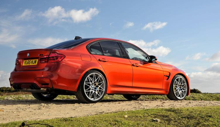 2017 BMW M3 Competition Pack 11