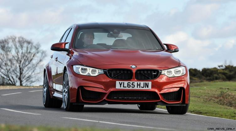 2017 BMW M3 Competition Pack 22