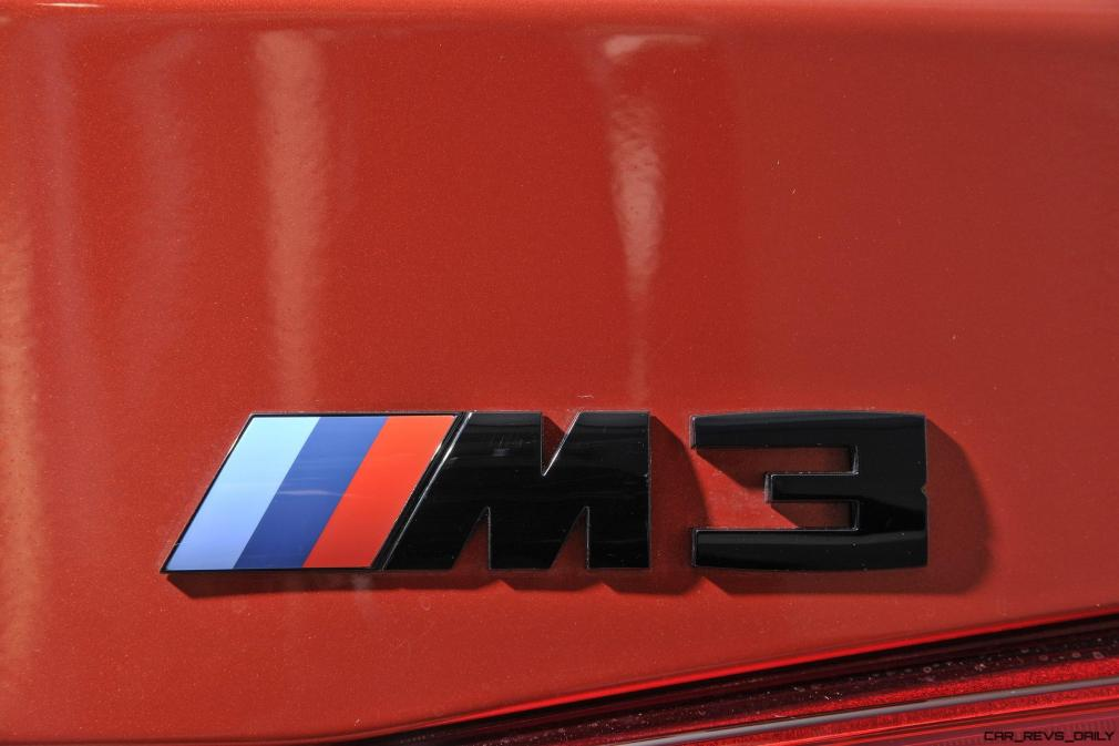 2017 BMW M3 Competition Pack 3