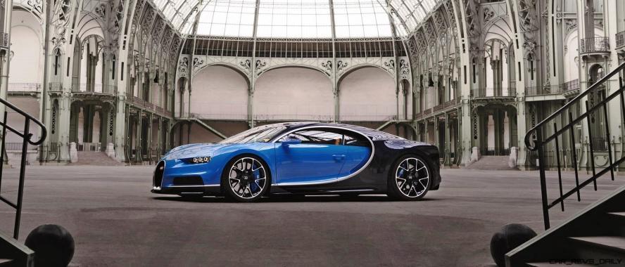 2017 Bugatti CHIRON Grand Palais 1 copy