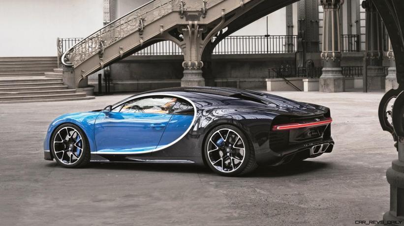 2017 Bugatti CHIRON Grand Palais 5 copy
