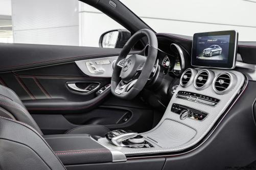 2017 Mercedes-AMG C43 Coupe 12