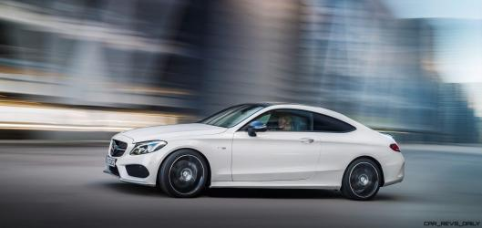 2017 Mercedes-AMG C43 Coupe 3