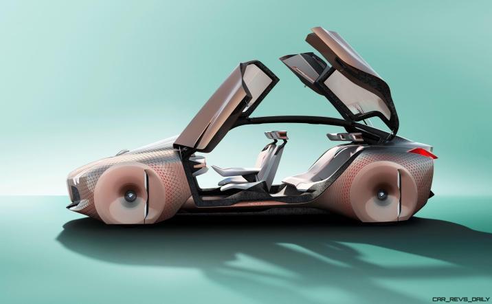 2016 BMW Vision Next 100 Concept 17