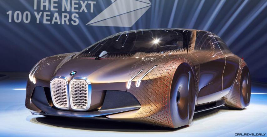 2016 BMW Vision Next 100 Concept 22