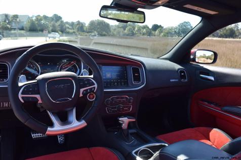 2016 Dodge Charger SRT392 Interior 16