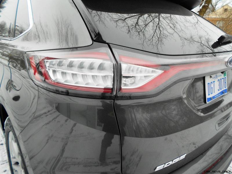 2016 Ford EDGE AWD Titanium 10