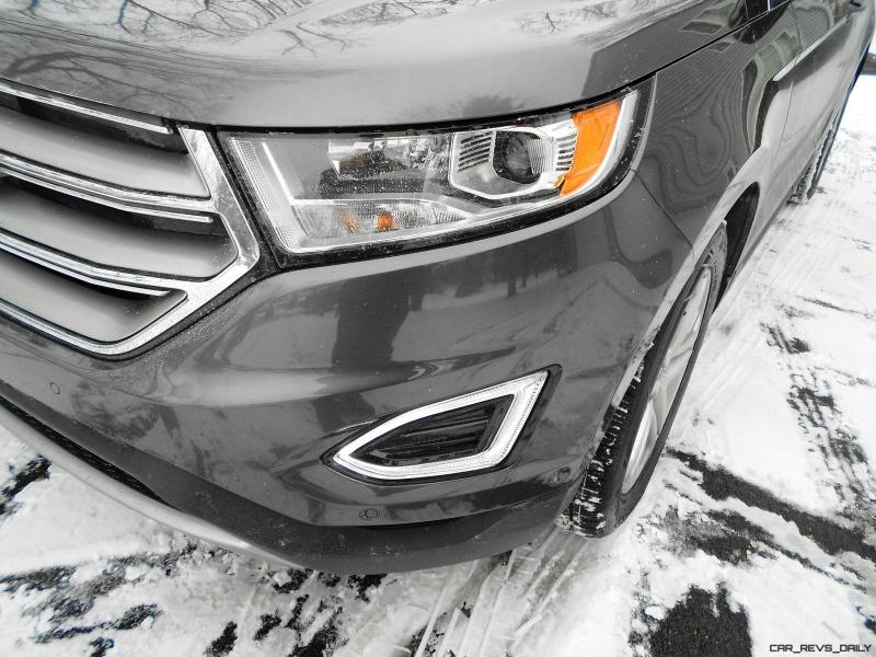 2016 Ford EDGE AWD Titanium 8