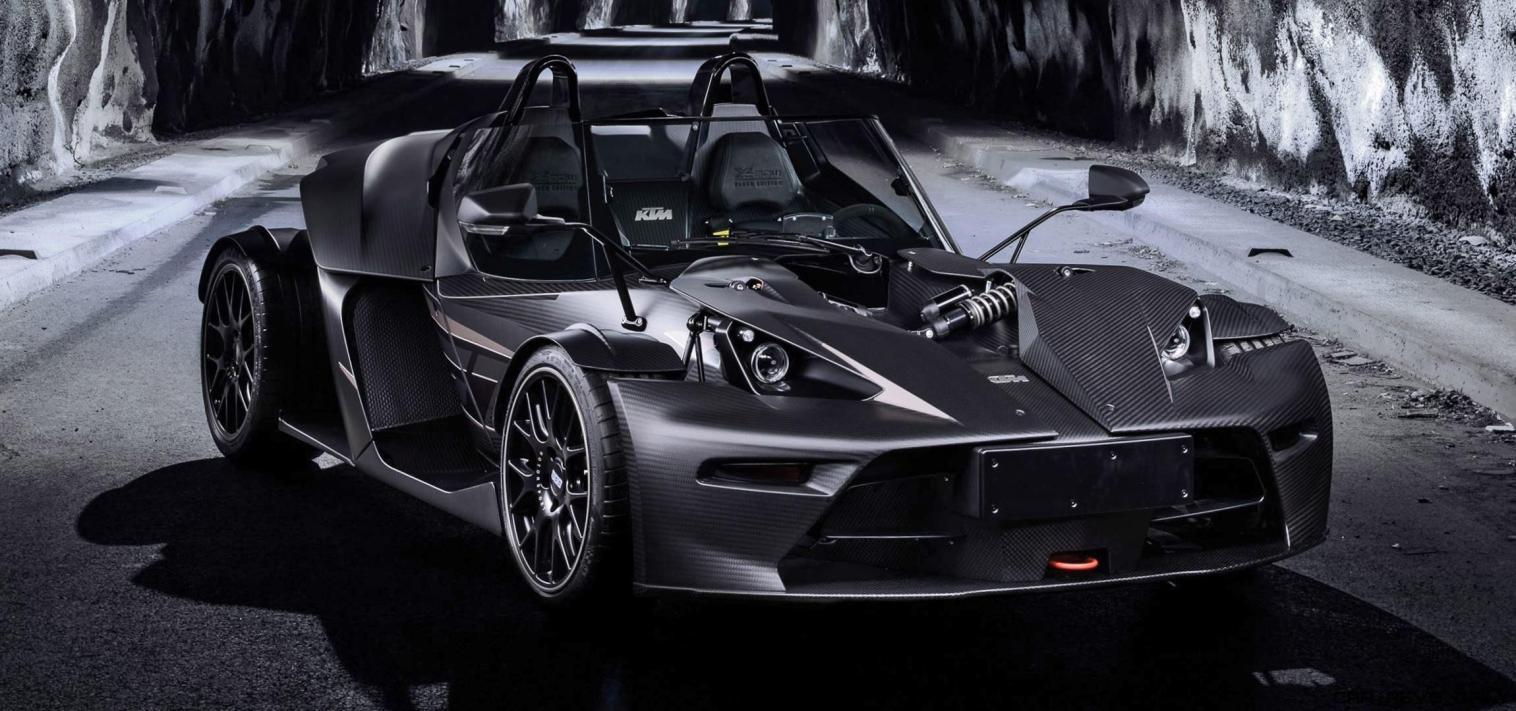 2016 KTM X-Bow GT Black Carbon 10