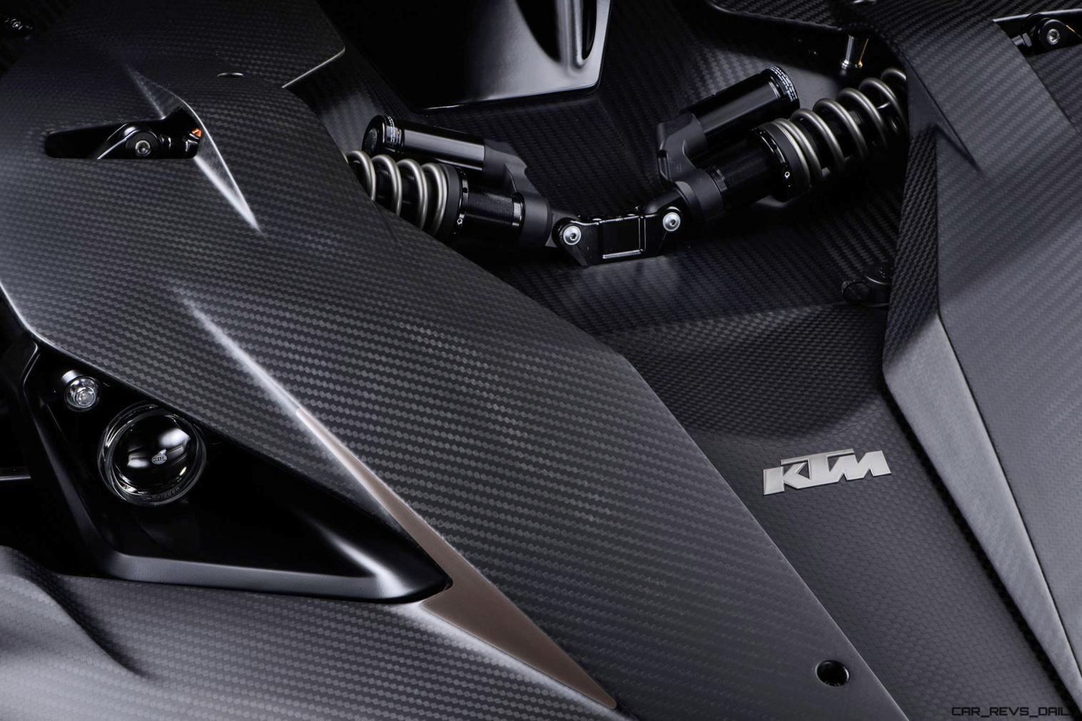 2016 KTM X-Bow GT Black Carbon 12